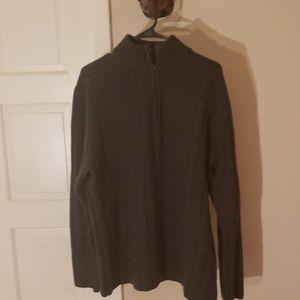 GAP zip sweater